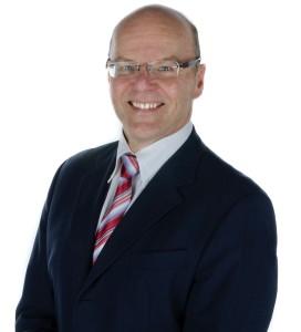 Fractievoorzitter Ernst Schreurs
