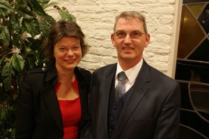 Erika Spil en Wim Stam