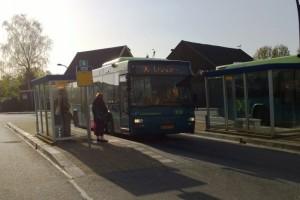 Bus 130 Station Breukelen