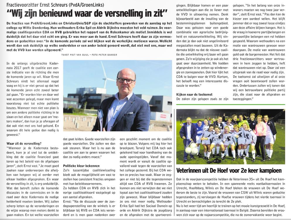 Interview Ernst Schreurs
