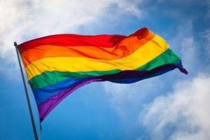 Regenboogvlag-Medium